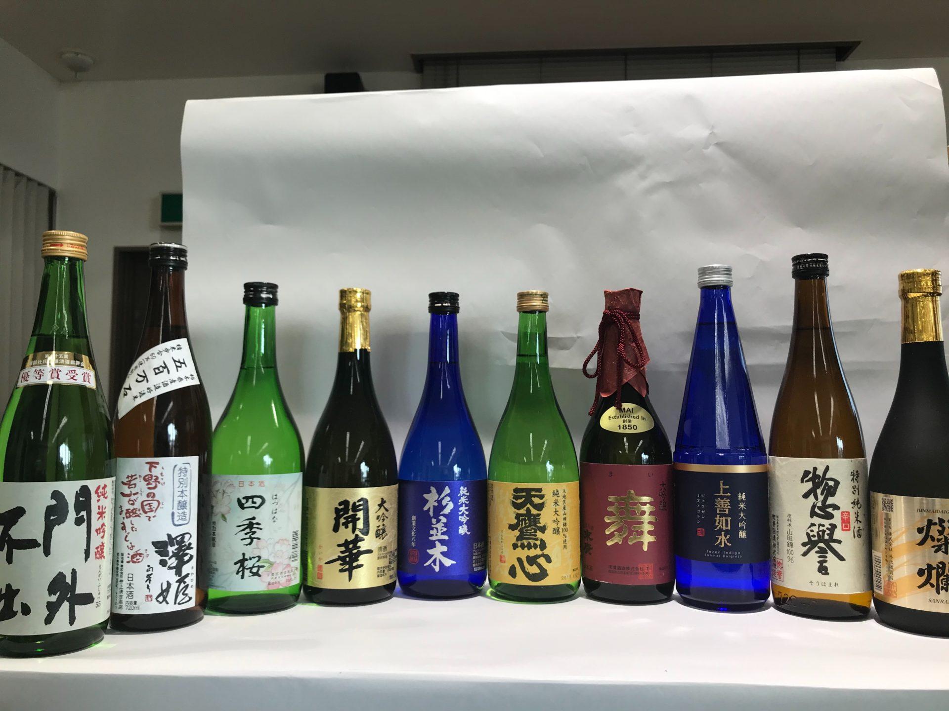 栃木・小山・地酒